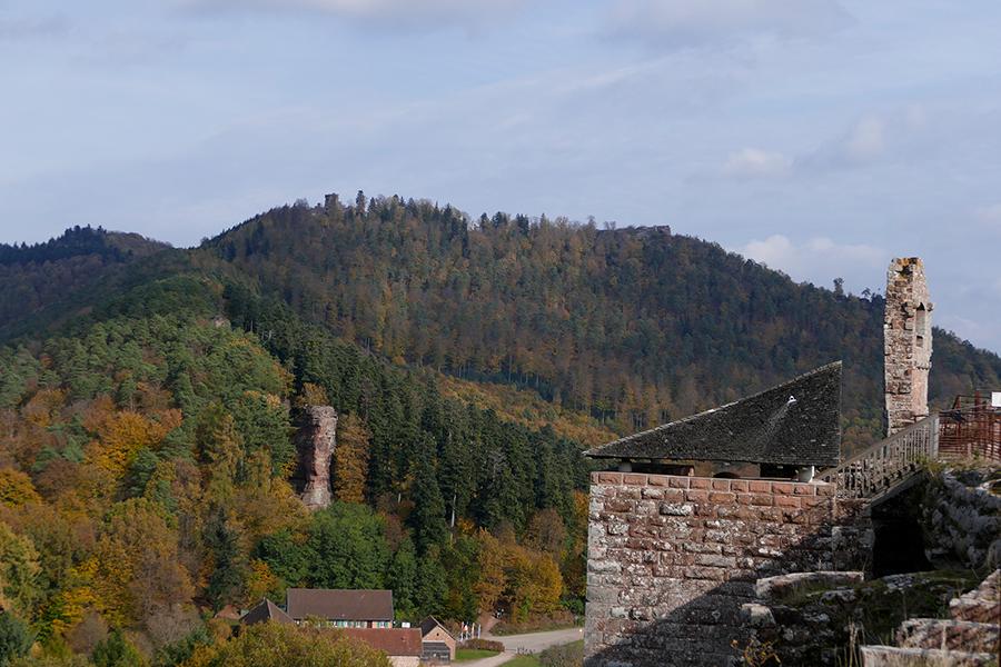 Nothweiler 4 Burgen Tour