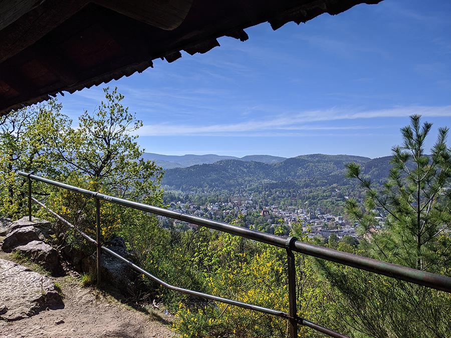Drei Burgentour Baden-Baden