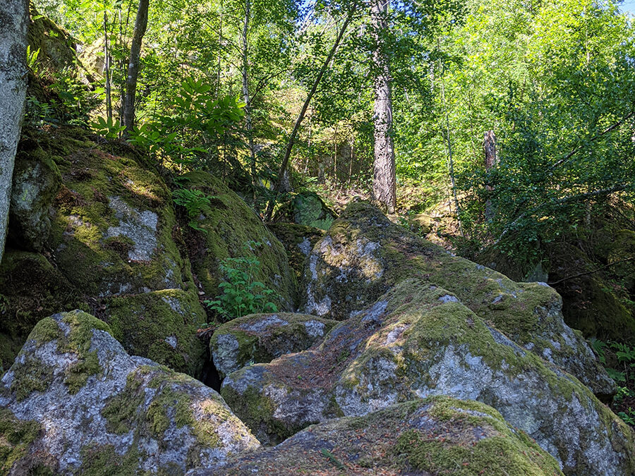 Ottenhöfen Felsenweg