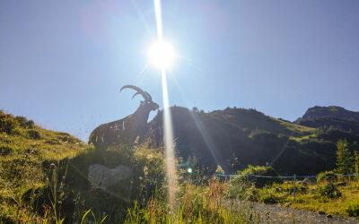 Der Lechweg Etappe 1 – Formarinsee nach Lech – in der Piratenvariante über das Steinernes Meer