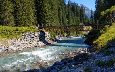 Der Lechweg Etappe 2 – Lech nach Steeg