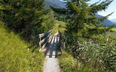 Der Lechweg Etappe 5 – Stanzach nach Höfen (Die Entspannte)