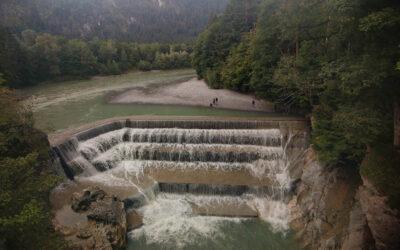 Der Lechweg Etappe 6 – Höfen nach Füssen (Die Aussichtsreiche, Die Anstrengend Schöne)