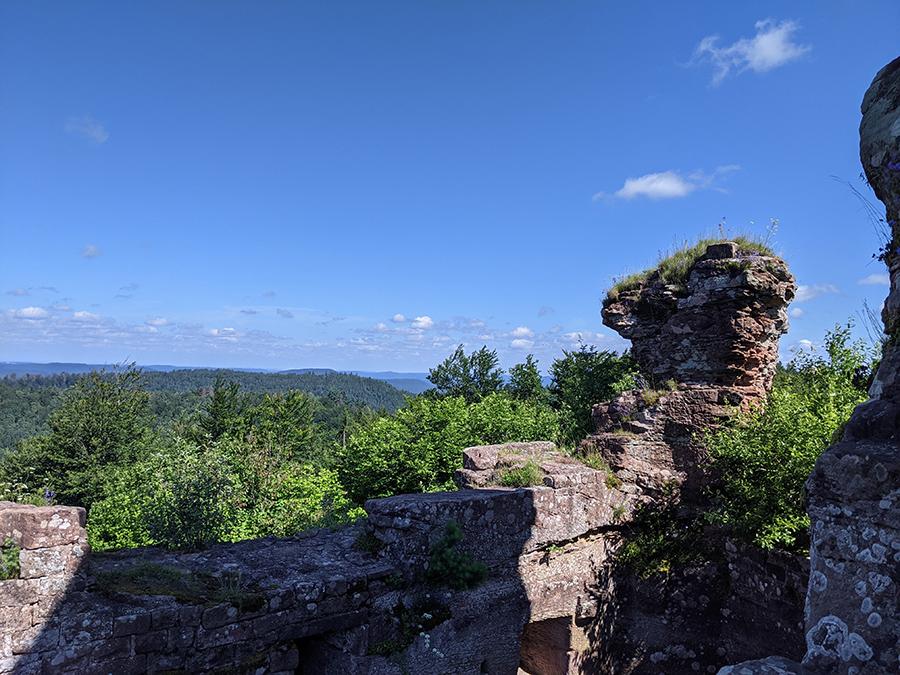 Nothweiler 5 Burgen Tour