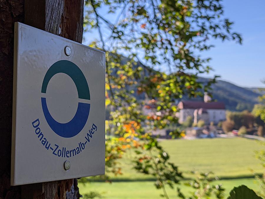 Donau-Zollernalb-Weg (Teil1)